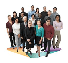 image of advocates in a group