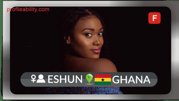eShun profile