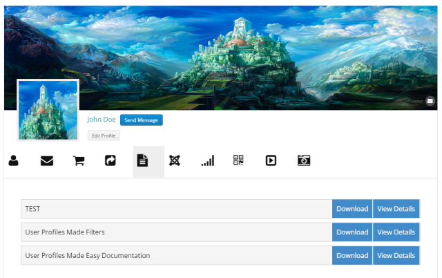 User Profiles Made Easy - WordPress Plugin - 222