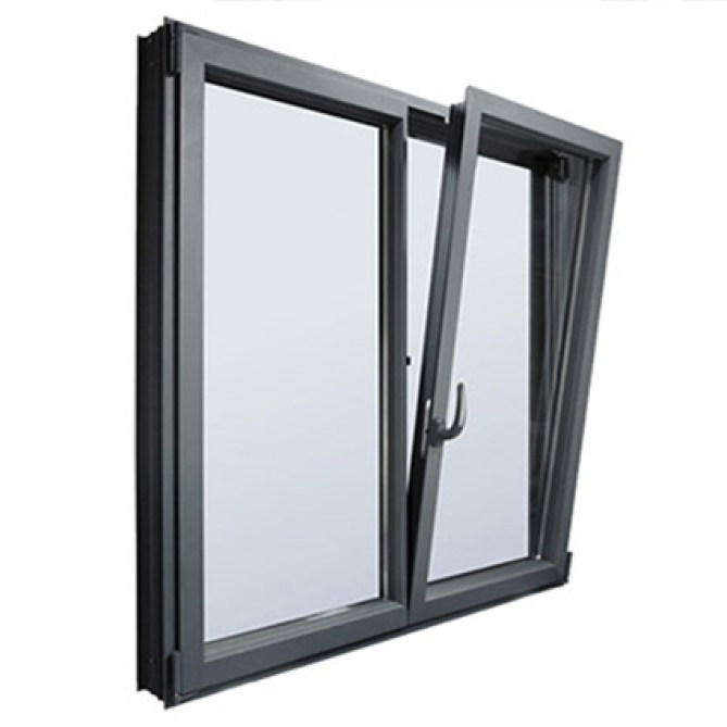 energy-saving door and window