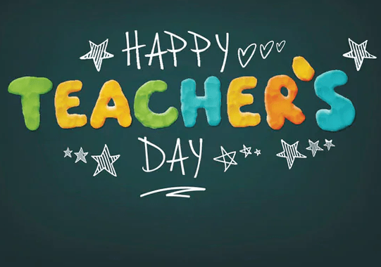Happy Teachers Day Profile Picture Frame