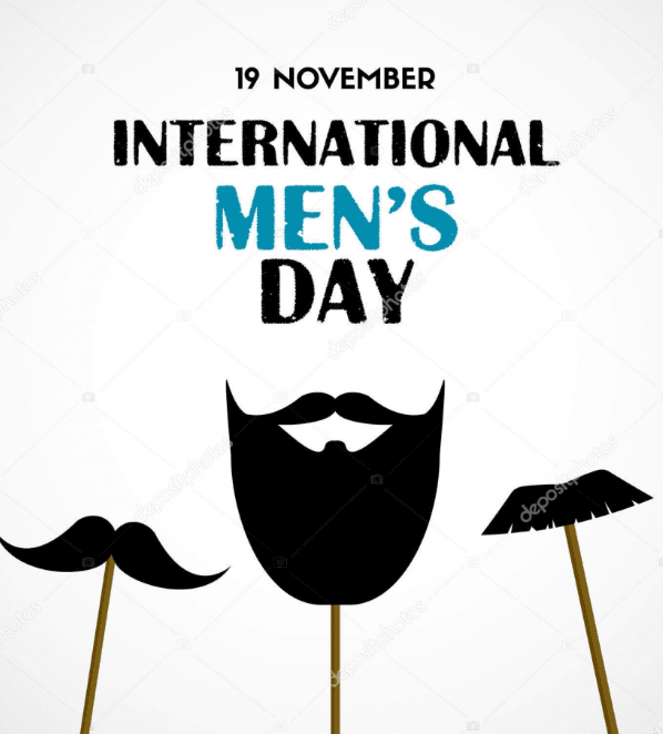 International Men's Day Profile Frame