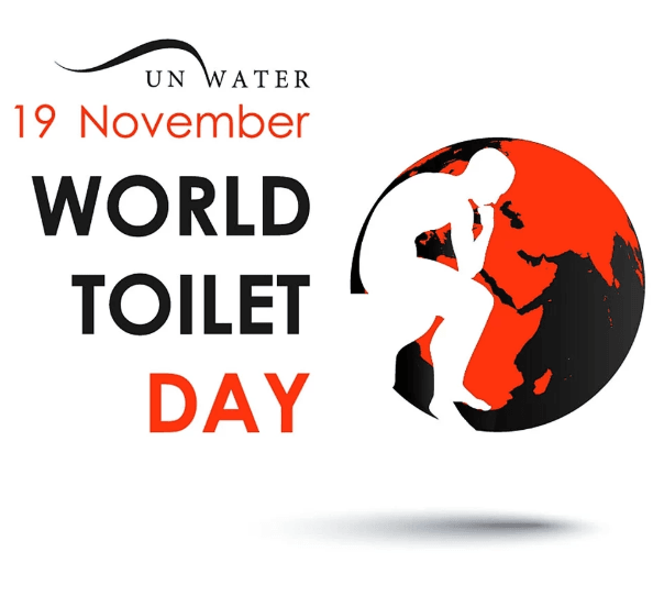 World Toilet Day Profile Frame
