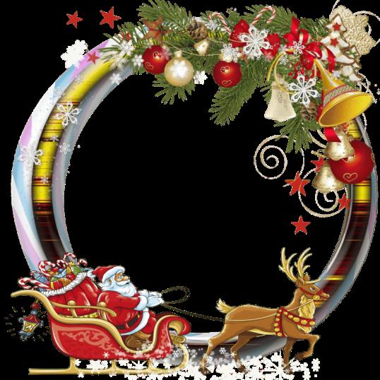 Christmas Eve Profile Frame