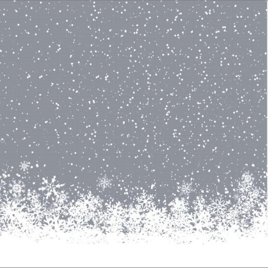 Snowfall Profile Frame