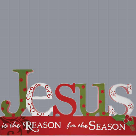 Jesus Is The Reason For The Season Profile Frame