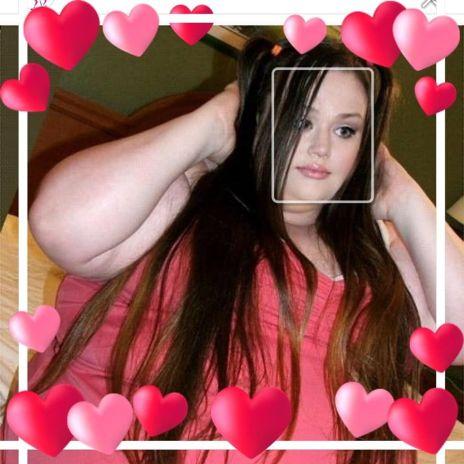 Toni Tails Heart Profile Frame