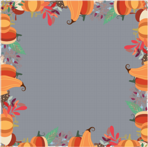 Thanksgiving Frame
