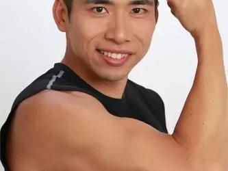 スポーツインストラクターのプロフィール写真