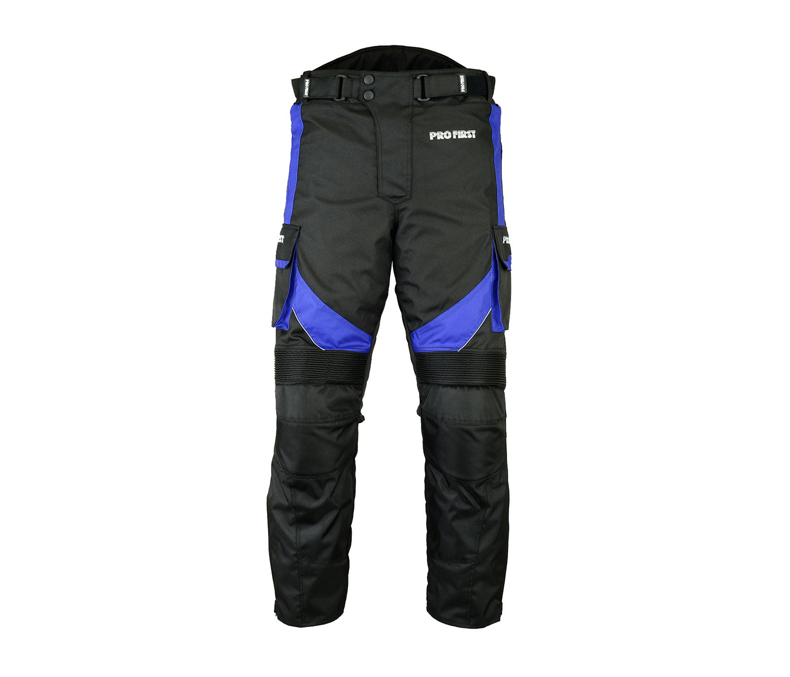 Removable Lining PROFIRST TR-001 Green - XS to 4XL Long Length Inside Leg 32 inch Big Pocket Design CE Approved Armoured Motorbike Motorcycle Trouser Pant Waterproof