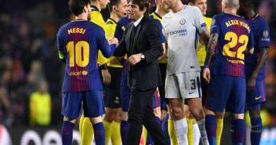 Antonio Conte lauds Lionel Messi after his latest masterclass blows Chelsea away at the Nou Camp