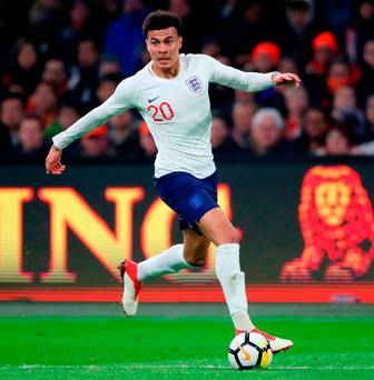D-day for Dele to define his place on world stage