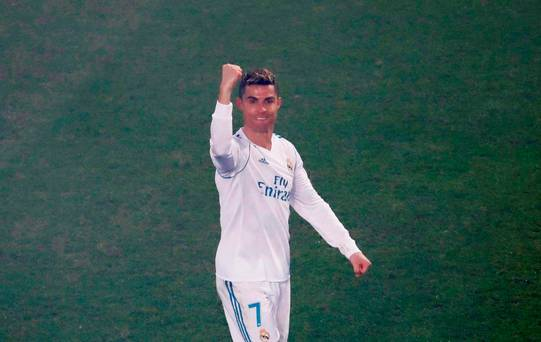 Cristiano Ronaldo continues red-hot form