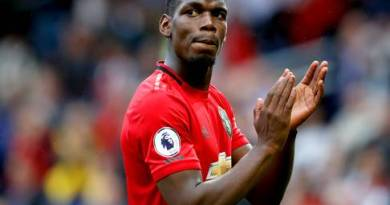 Paul Pogba set to return
