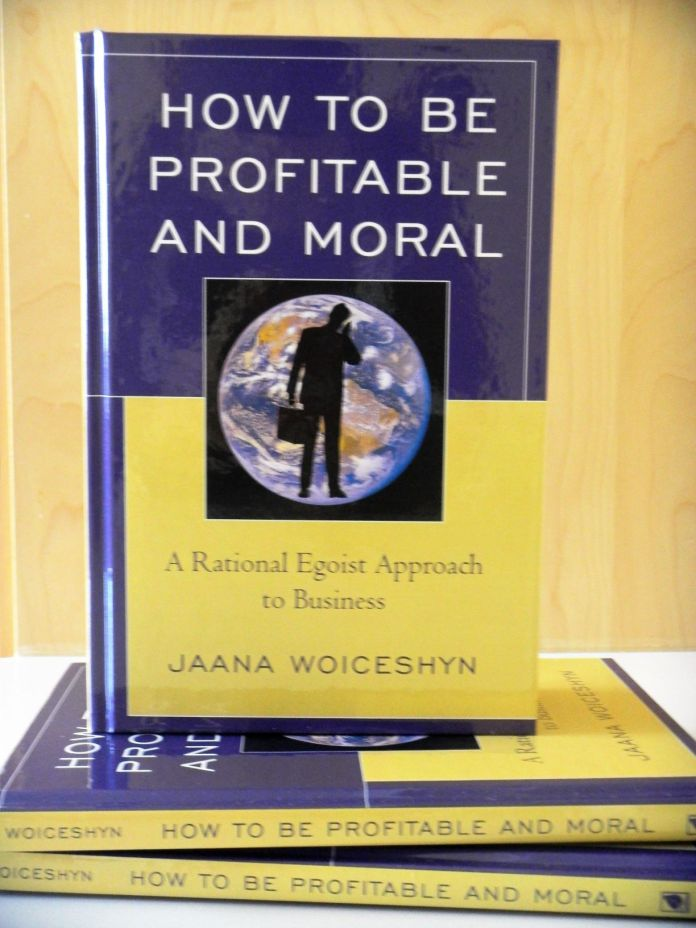 The crucial need for rational ethics in business