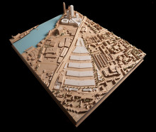 3D Architectural Models in Design and Construction