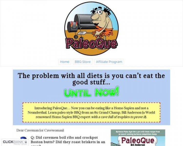 Paleoque – Learn Bbq Paleo & Keto Style From 8x Grand Champ