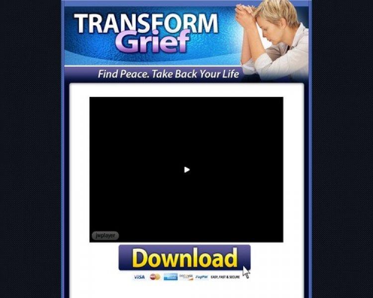 Transform Grief