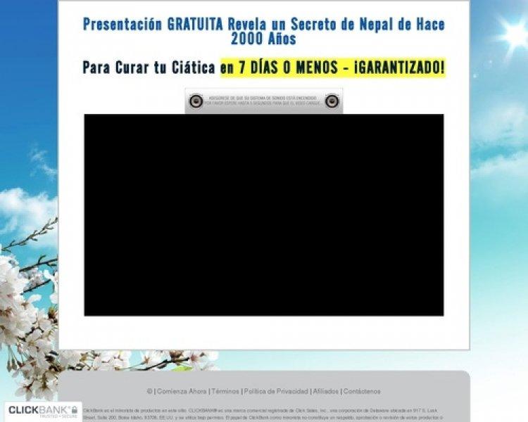 Spanish Sciatica Sos – Ciatica Sos ™ + $50 Bonus!