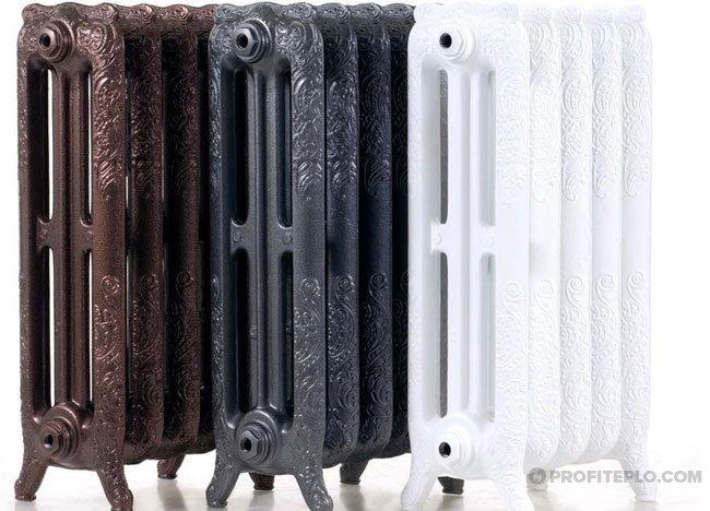 Radiadores de ferro fundido