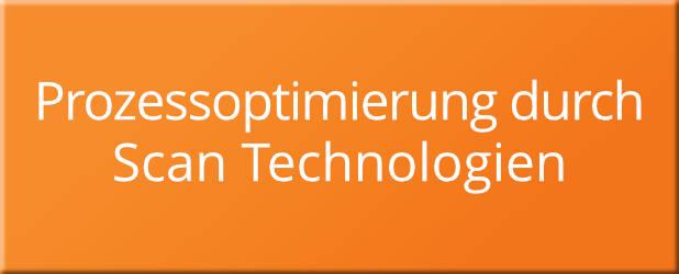 Prozessoptimierung durch Scann Technologien