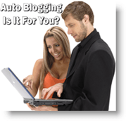 automated blogging