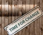 Change - s