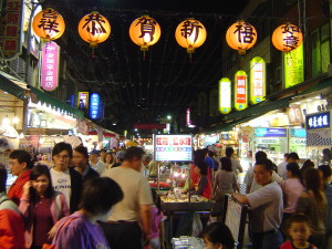 Linjiang_Street_Night_Market_20040610