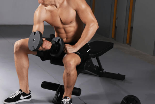 adjustable dumbbell weight training