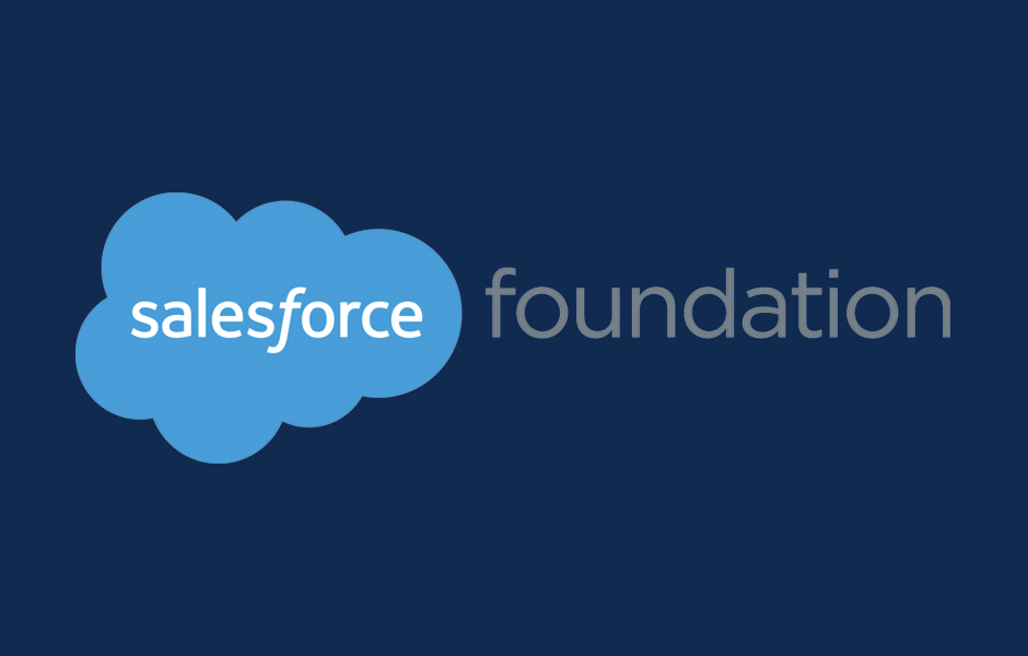 Salesforce Foundation logo