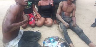 Police Arrests A Slay Queen And Two Others For Stealing In Rivers State