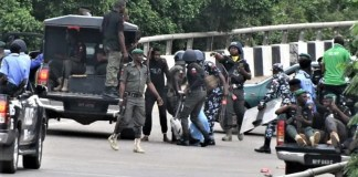 Nigerian Army Set Up Committe To Investigate The Killing Of Three Police Officers In Taraba