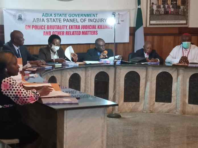 Abia State Panel of Inquiry