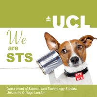 WeAreSTS podcasting from UCL Department of Science and Technology Studies (STS)