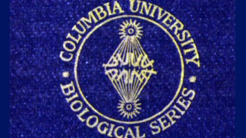 Columbia Biological Series logo. One of five different logos used for the series.