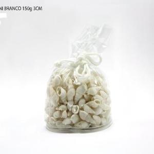 Buzios brancos mini 150gr aprox. 3cm