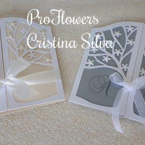 Convite casamento Flower Gate 2019