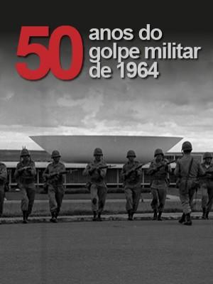 Cinquenta anos do golpe militar