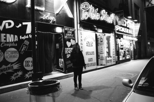 Pigalle by night