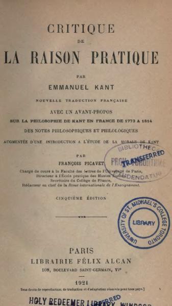page9-337px-Kant_-_Critique_de_la_raison_pratique_(trad._Picavet).djvu
