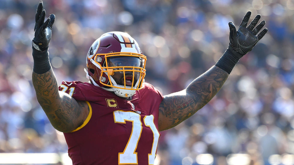 Trent Williams trade