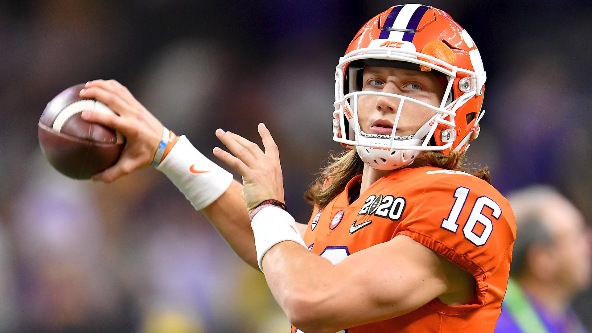 Trevor Lawrence 2021 NFL draft