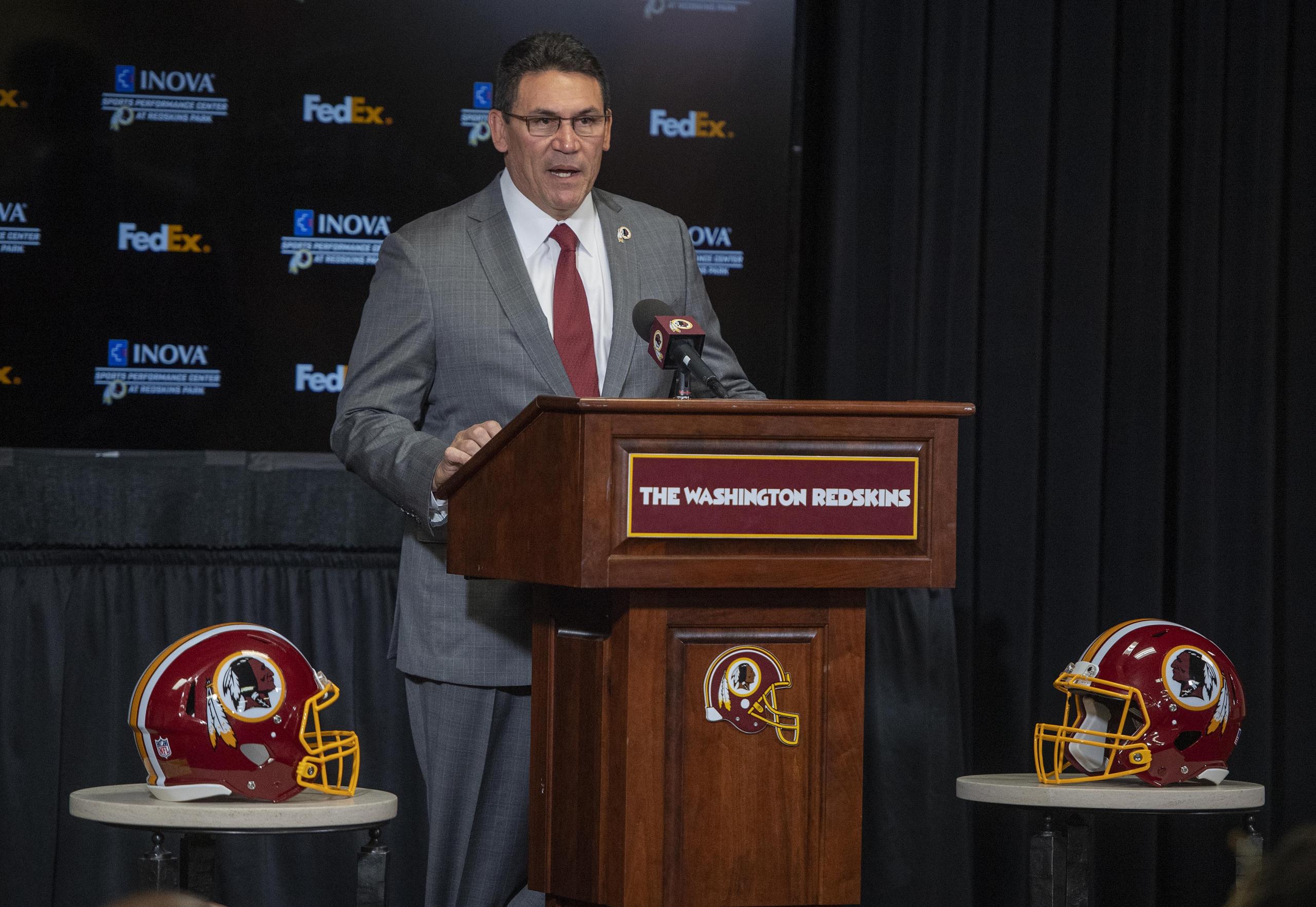 Washignton Redskins 2021 NFL draft