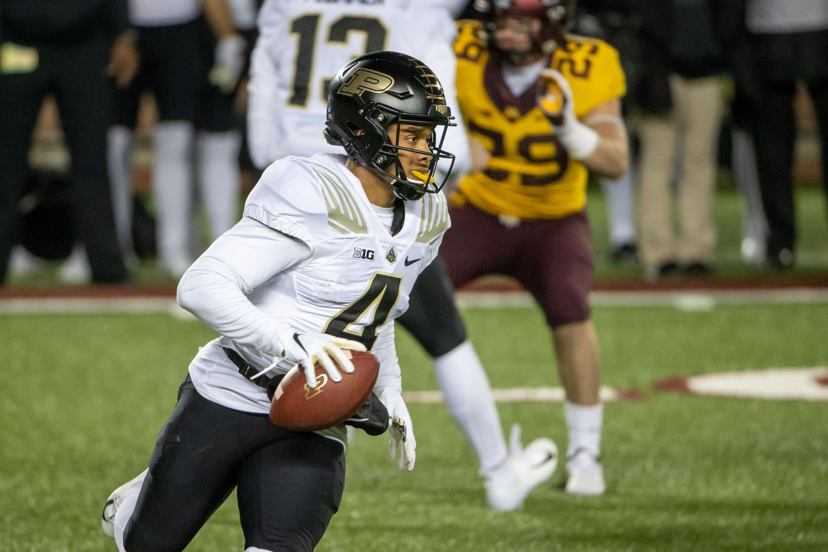 Rondale Moore pro day