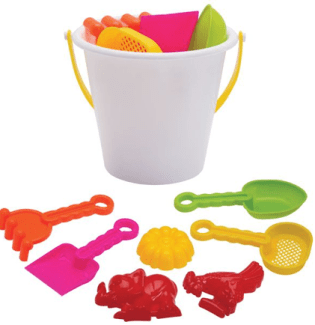 Summer Beach Bucket