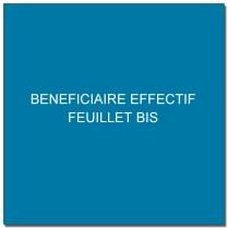 beneficiaire effectif feuillet bis