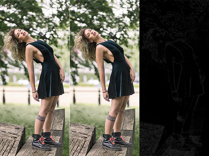 Фото приложения для фотографирования солнца стиле минимализм