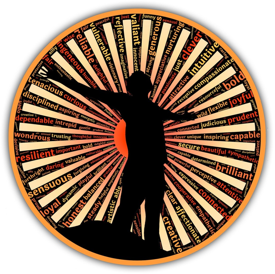 Man Power Glory Affirmation  - johnhain / Pixabay