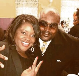 This undated photo provided by the Parks & Crump, LLC shows Terence Crutcher, right, with his twin sister Tiffany. Crutcher, an unarmed black man was killed by a white Oklahoma officer Friday, Sept. 16, 2016, who was responding to a stalled vehicle. (Courtesy of Crutcher Family/Parks & Crump, LLC via AP)