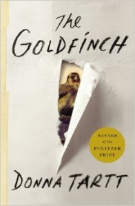 the goldfinch - tartt